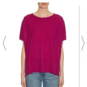 NWT Diane Von Furstenberg Essex Sweater• in BLACK